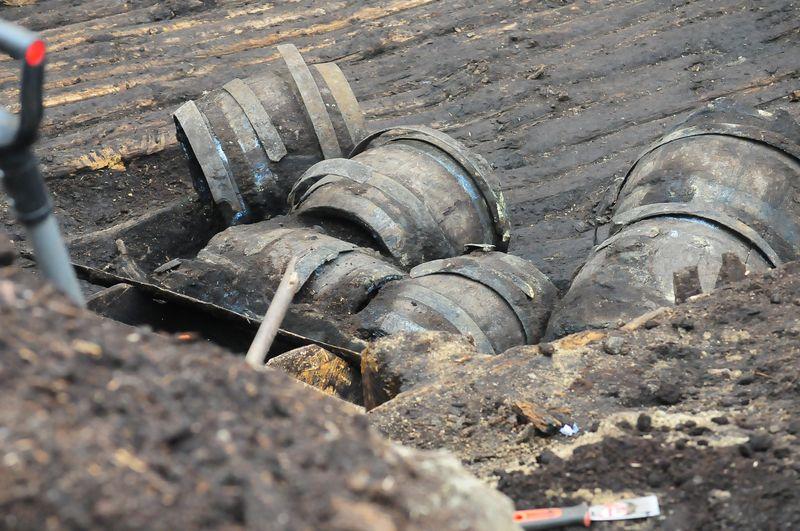 Nietypowe znalezisko archeologów w Kościerzynie FOTO
