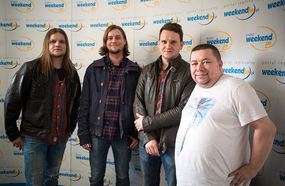 Zespół Minnesota w Weekend FM
