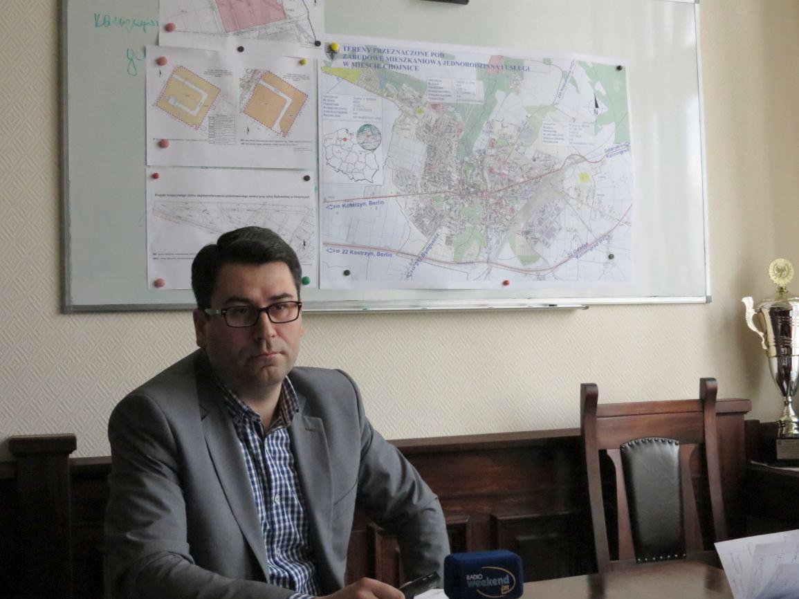 Nowe tereny pod zabudowę mieszkaniowo-usługową w mieście Chojnice