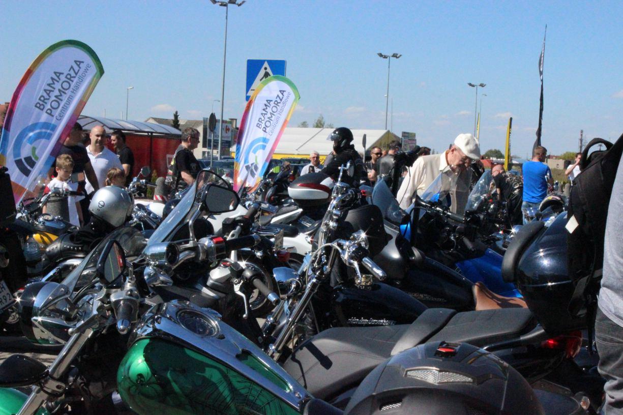 Fotorelacja z Motoserca 2016 w Bramie Pomorza. Zobacz zdjęcia!