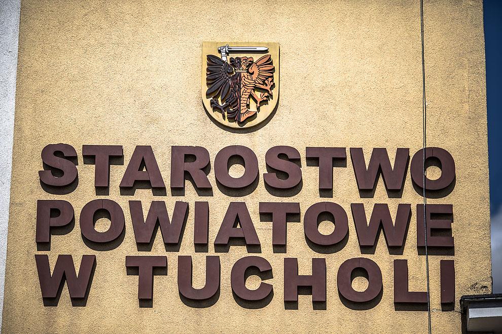 II sesja Rady Powiatu Tucholskiego. W programie pensja starosty