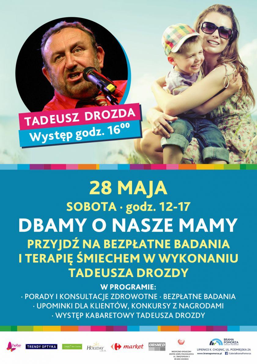 Tadeusz Drozda w Galerii Brama Pomorza