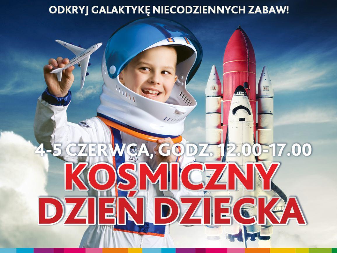 Kosmiczny Dzień Dziecka w Bramie Pomorza!