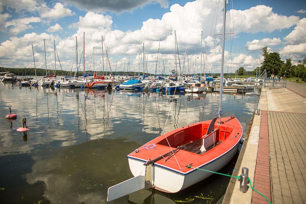 Chojnicki Klub Żeglarski ma otrzymać od miasta nowy ponton motorowy