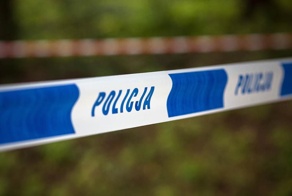 Ciało 67 - letniego mężczyzny znaleziono w stawie w Kaliskach Kościerskich