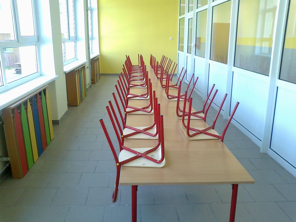 Oddziały przedszkolne przy Zespole Szkół nr 7 gotowe