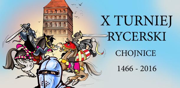 Zapraszamy na X Turniej Rycerski