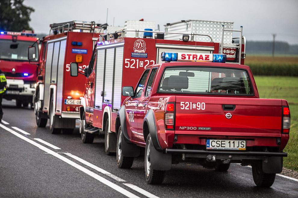 Będzie nowy samochód ratowniczo-gaśniczy dla OSP Więcbork