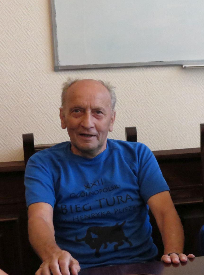 Bieg urodzinowy Zbigniewa Wiśniewskiego