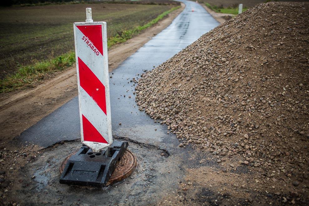 Powiat kościerski walczy o dofinansowanie remontu czterech odcinków dróg