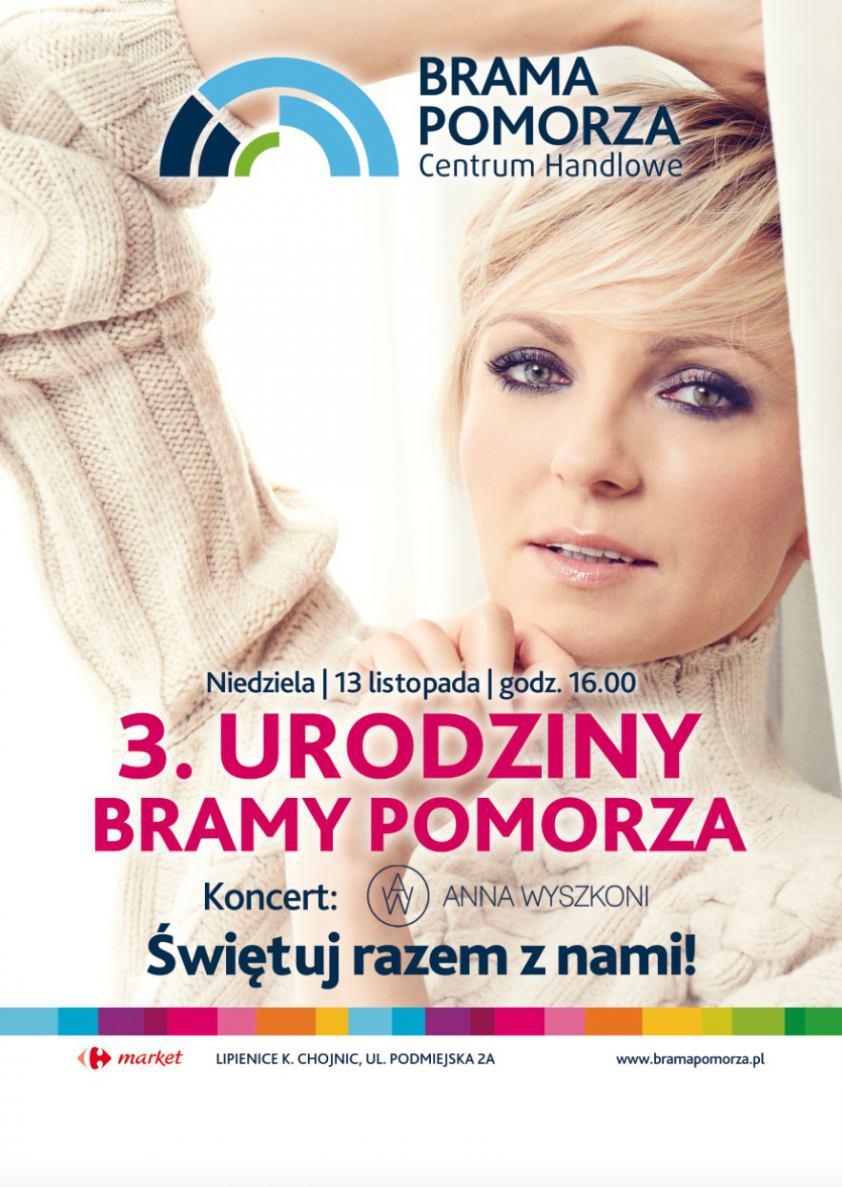 Anna Wyszkoni i Jacek Kawalec w Bramie Pomorza