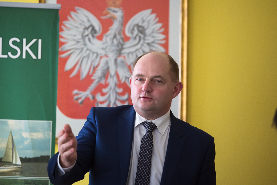 Jeszcze w tym roku ma być rozstrzygnięty przetarg na budowę drogi wojewódzkiej 241 z Tucholi do Sępólna