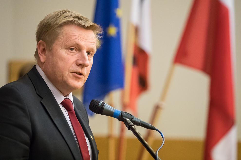 Grupa radnych powiatu tucholskiego chce odwołania starosty. Jest wniosek w tej sprawie