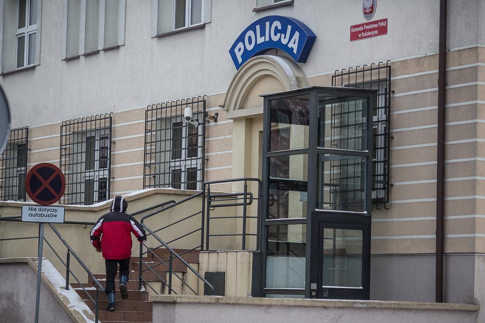 W kościerskiej komendzie policji jutro 12.02 dzień otwarty