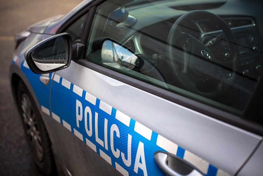 Bytowscy policjanci szukają świadków kradzieży samochodu
