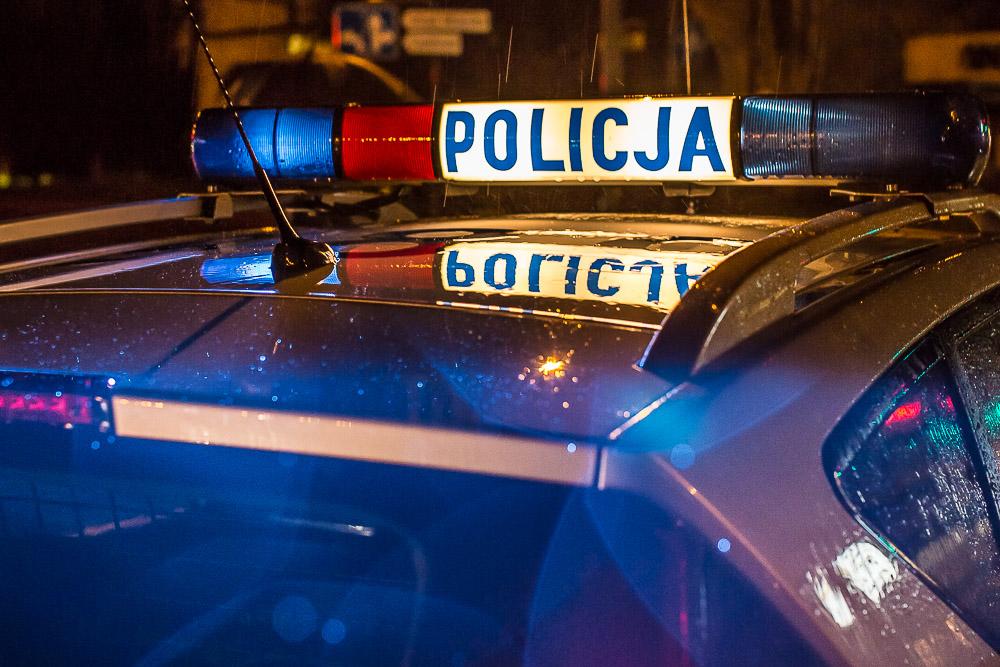 Potrącenie motorowerzysty w Kościerzynie. 16-latek z ogólnymi obrażeniami trafił do szpitala