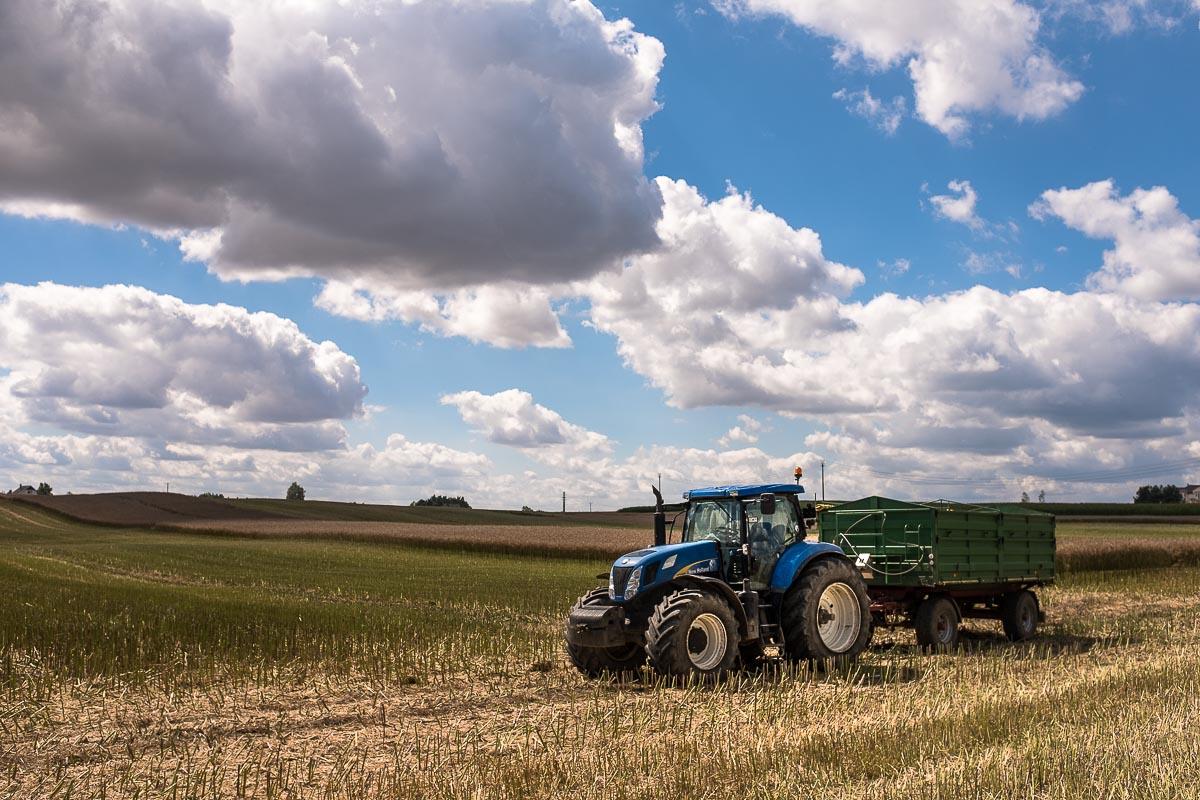 Powiatowe biuro Agencji Restrukturyzacji i Modernizacji Rolnictwa w Tucholi przyjmuje wnioski o posuszową pomoc