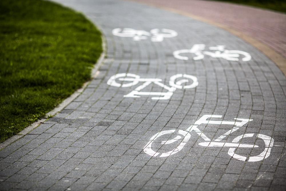 Spore zainteresowanie gminnym przetargiem na budowę ścieżki rowerowej w Lichnowach