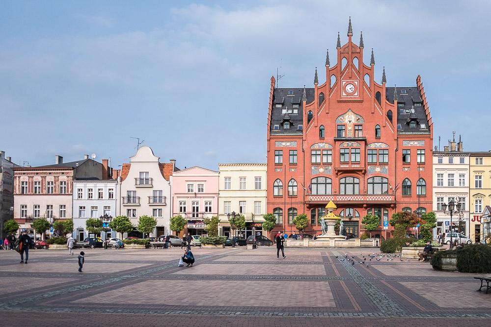 Ulica Rolbieckiego bez zmian