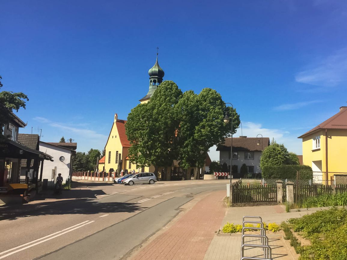 Będzie pomoc publiczna gminy Chojnice dla Urzędu Marszałkowskiego. Chodzi o drogę wojewódzką nr 236
