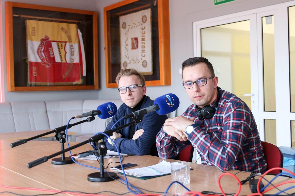 Nowa audycja o sporcie w Weekend FM Rozmawialiśmy o Chojniczance, Drutex-Bytovii i boksie w zawodowym wydaniu