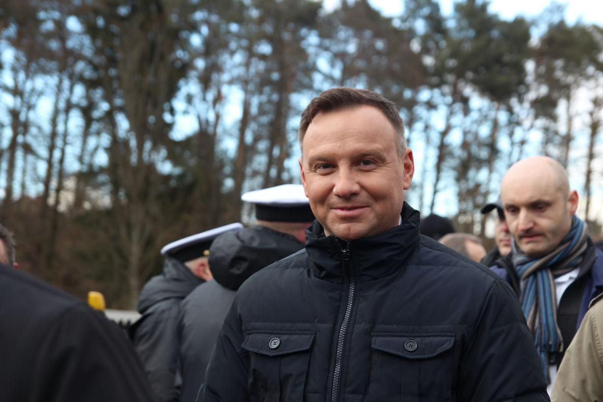 Prezydent Andrzej Duda przyjedzie do Rytla. Weźmie udział w akcji Odnawiamy las po klęsce