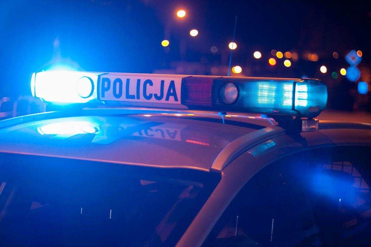 Gmina Miastko w spalonym samochodzie znaleziono zwęglone zwłoki