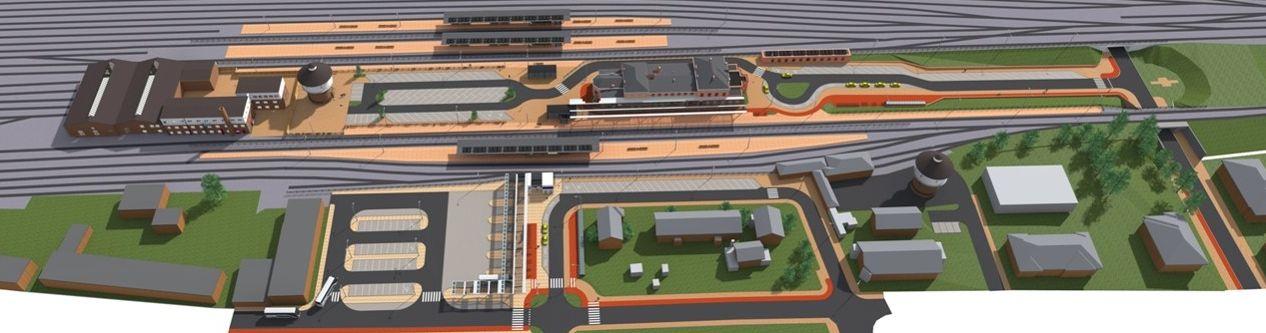 Dokumentacja przetargowa dworca gotowa do ogłoszenia zamówień publicznych
