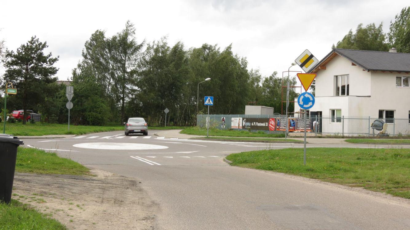 Nowy odcinek ul. Czereśniowej ma szanse na budowę z rządowym wsparciem finansowym