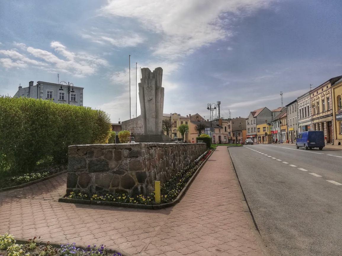 Projektant zrezygnował z wykonania dokumentacji budowy ronda w Sępólnie Krajeńskim