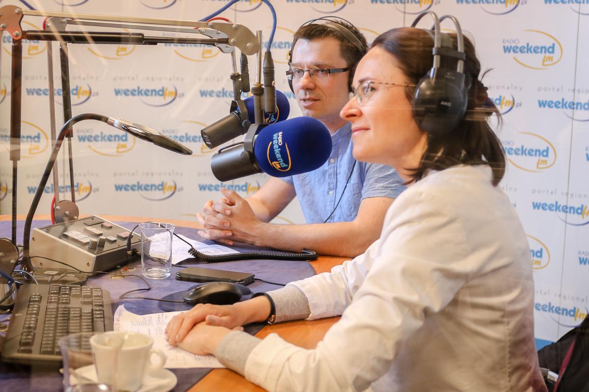 Prowadzą blog o podróżach po Polsce. Małżeństwo blogerów z wizytą w powiatach chojnickim i człuchowskim