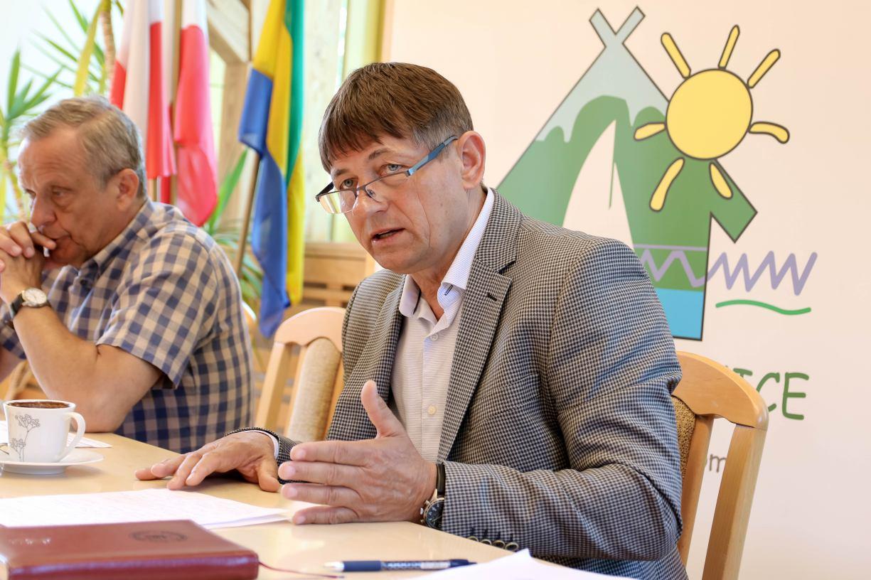 Gmina Chojnice będzie się ubiegać o rządowe dofinansowanie inwestycji w Nowej Cerkwi