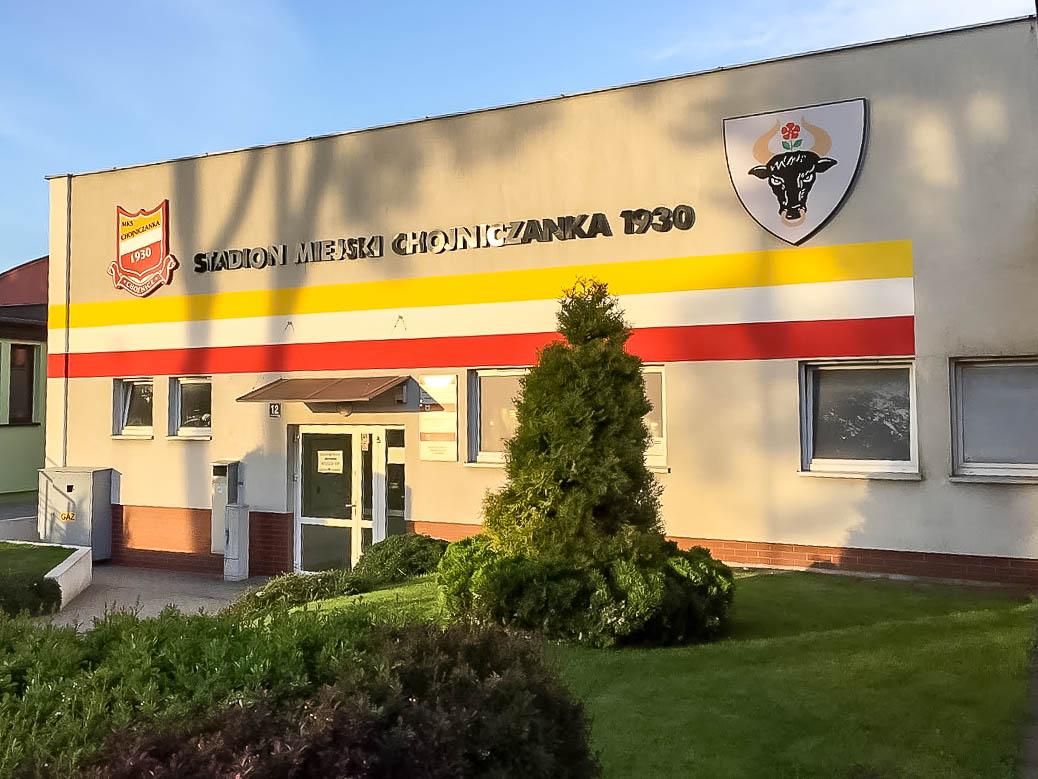 Chojniczanka zagra dziś 7.09 ze Stomilem Olsztyn