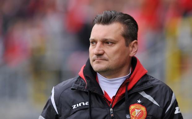 Przemysław Cecherz został nowym trenerem piłkarzy Chojniczanki
