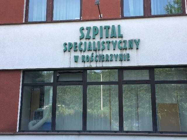 Szpital w Kościerzynie nie został jeszcze przekształcony w zakaźny. W placówce nadal odbywają się porody