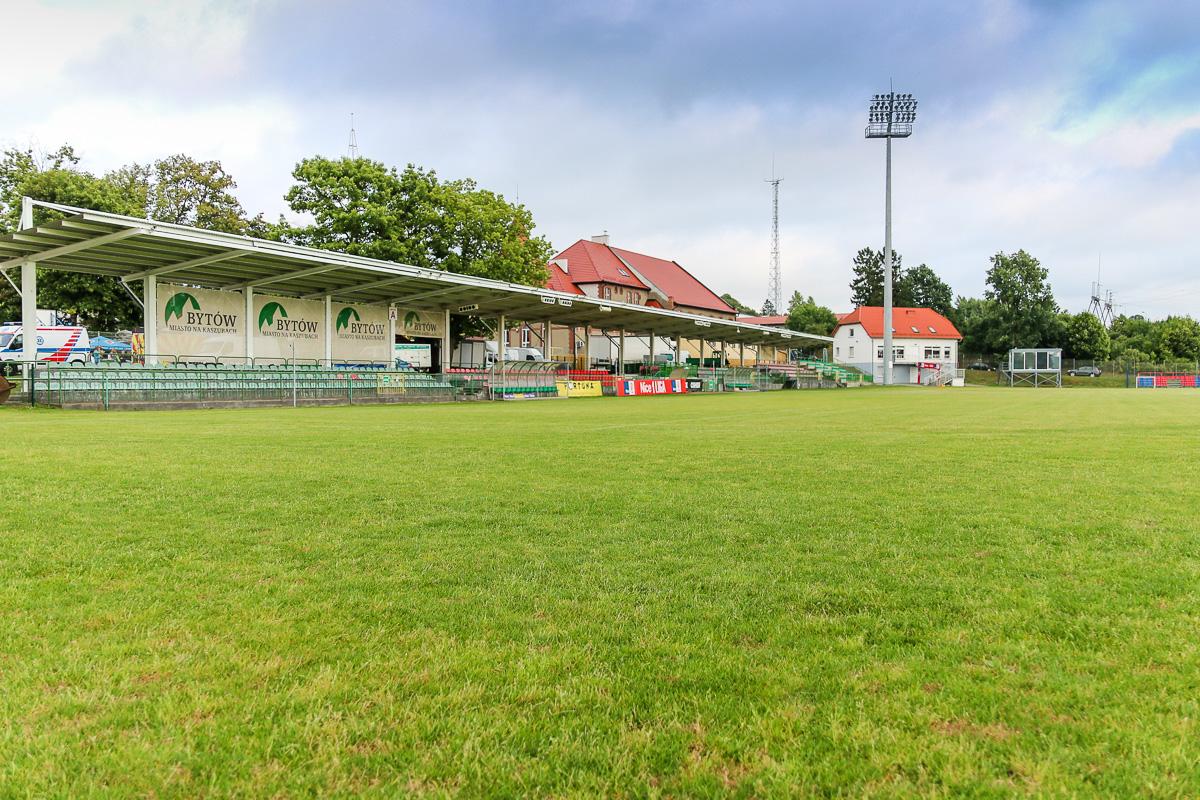 Wicelider rozgrywek I ligi piłki nożnej Bytovia Bytów zmierzy się dziś 22.09. u siebie z Wigrami Suwałki
