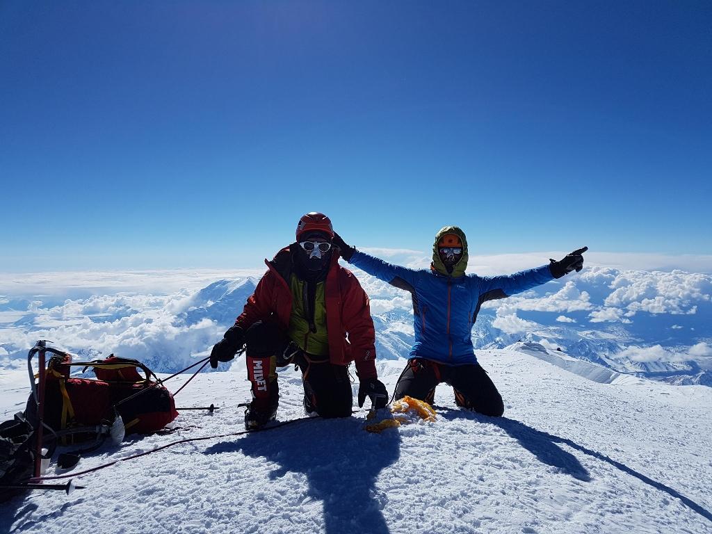 W przyszłym roku planuję uderzyć w Himalaje, chciałbym zdobyć swój pierwszy ośmiotysięcznik