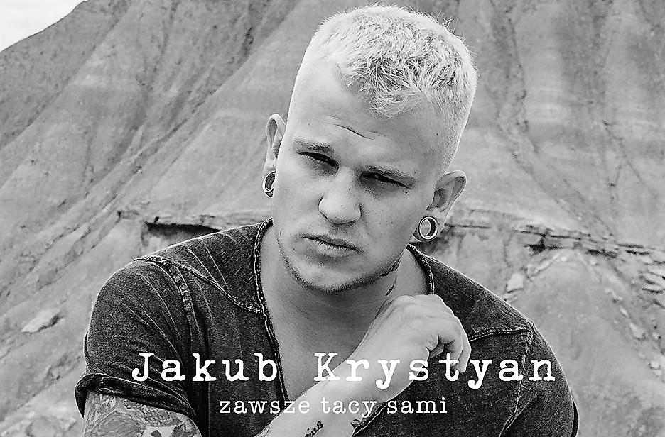 Jakub Krystyan prezentuje w Weekend FM nowy singiel