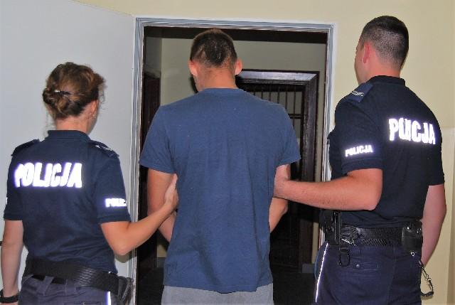 3 lata więzienia grożą 22-latkowi z Miastka, który prowadził auto pod wpływem narkotyków