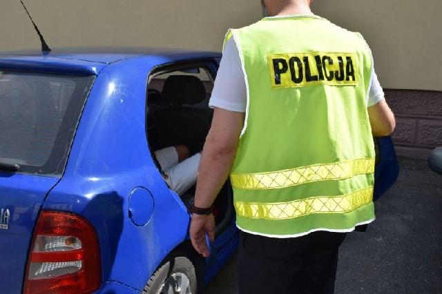 Sprawca potrącenia 64-latka na ulicy Piłsudskiego w Chojnicach w rękach policji
