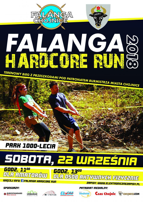 Już jutro w Parku Tysiąclecia w Chojnicach pierwszy bieg terenowy z przeszkodami