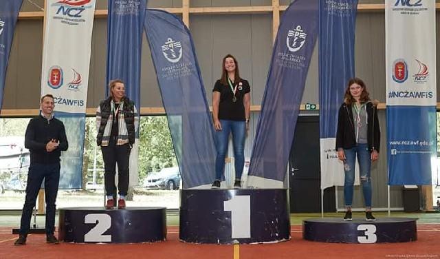 Pięcioro żeglarzy z naszego regionu z medalami Mistrzostw Polski Klas Olimpijskich