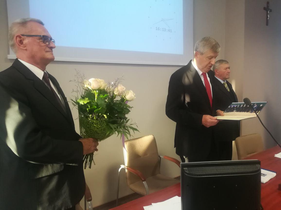 Rada Miejska Sępólna Krajeńskiego spotkała się na ostatniej sesji w tej kadencji FOTO