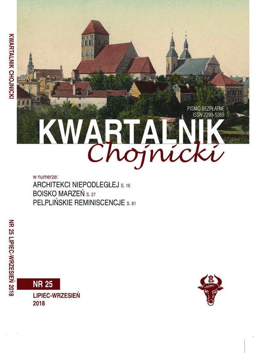 Prezentacja 25. numeru &bdquoKwartalnika Chojnickiego&rdquo