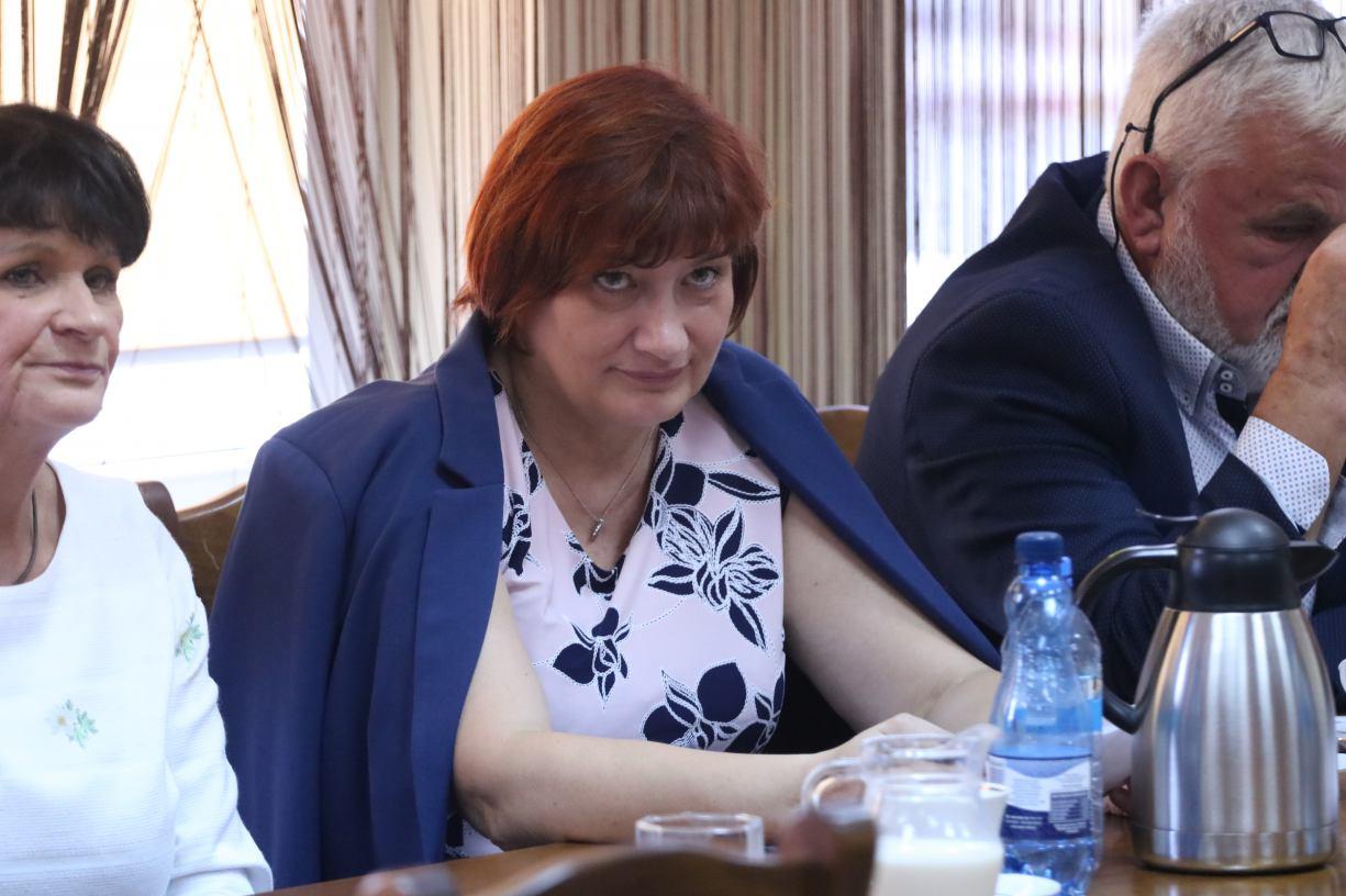 Czy ubiegająca się o reelekcję człuchowska radna powiatowa Grażyna Herbowska straci prawo wybieralności?