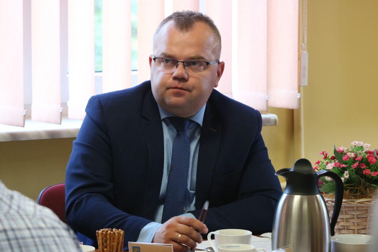Krzysztof Michałowski wygrał pierwszą turę wyborów na wójta Przechlewa, ale do Rady Gminy się nie dostał