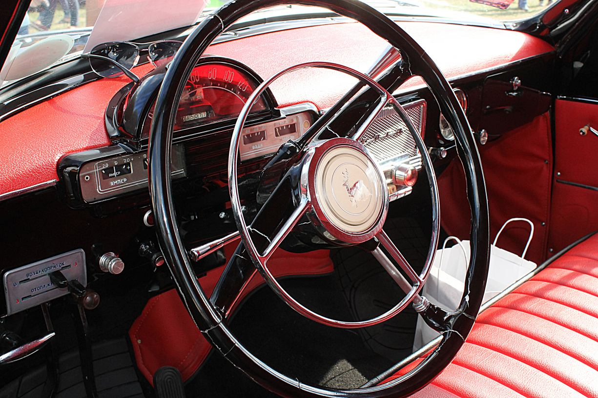 Czarna perła motoryzacji lat 60-tych