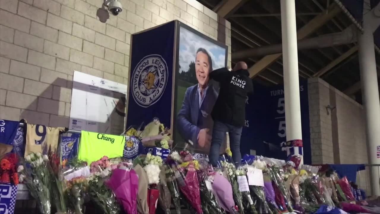 Leicester City potwierdziło, że właściciel klubu zginął w katastrofie śmigłowca. Na pokładzie była też Polka