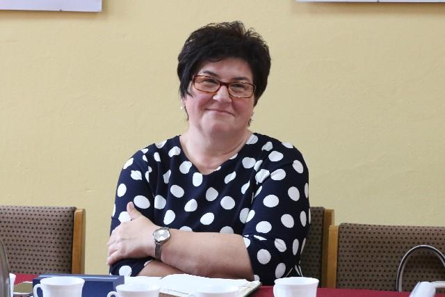 Wiesława Lisek Fronczak nie zdołała utrzymać przewagi