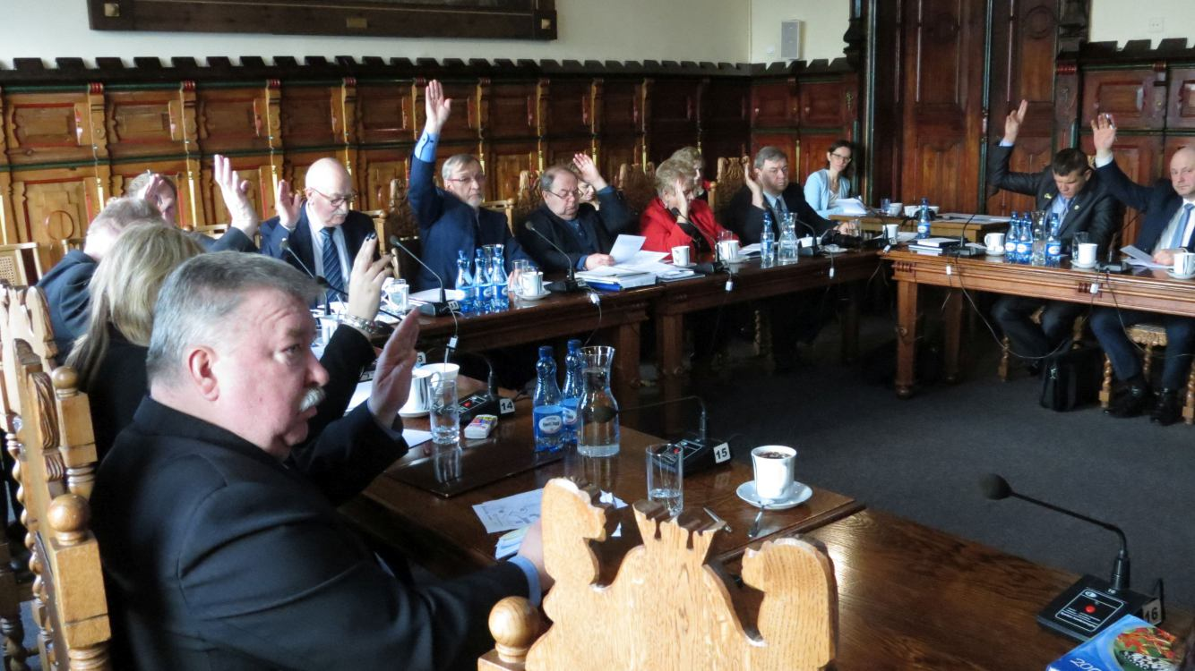 Zapowiedź XLIX sesji Rady Miejskiej